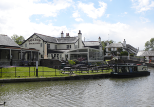 Foxton Locks Inn & The Old Boathouse