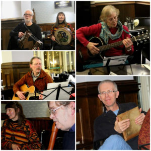 Boat House Folk Club - all welcome @ Foxton Locks Inn